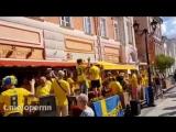 Калинка-малинка в шведском исполнении в Нижнем
