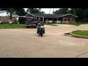 Houston Retro Bobbers 21 Black Jack Ride Away