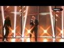 ESC 2014: Final - 23 DENMARK: Basim with Cliché Love Song -- 74 Points