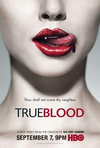 Настоящая кровь 1-7 сезон 1-10 серия FOX, Кубик в Кубе   True Blood