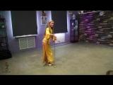 Немцова Люба - танец с тростью
