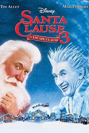 Santa Cláusula 3: Complot en el Polo Norte (2006) [DVDRip] [Latino] [1 Link] [MEGA]