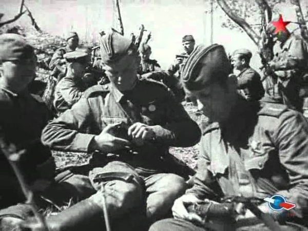 Оружие Победы 05 Писолет пулемет Судаева ППС avi