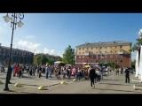 Концерт в День молодежи в Ревде, запись онлайна