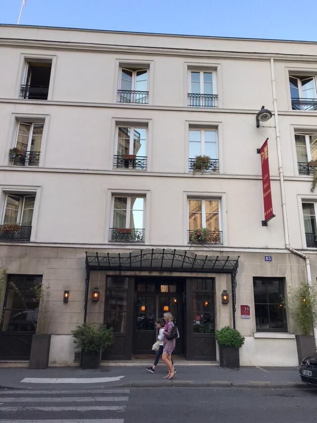 Париж, Relais Monceau 4*