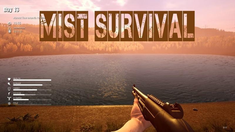 РЕЙДИМ БАНДИТОВ ● Mist Survival 13
