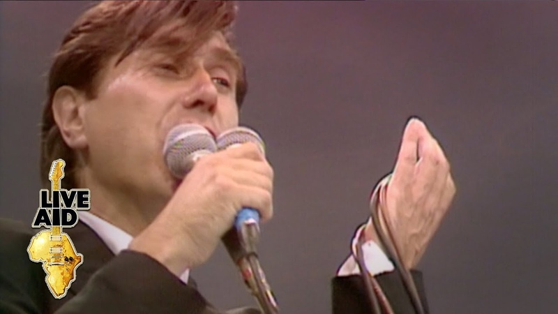 Bryan Ferry - Slave To Love (Live Aid 1985)