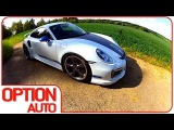 0-100/Exhaust Sound : TechArt 911 Turbo S (Option Auto)