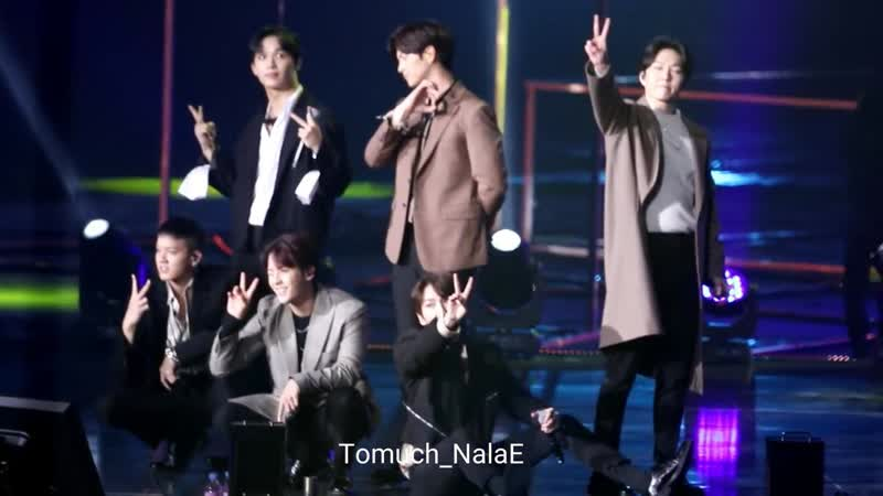 [FANCAM] 10.11.2018: BTOB - I Can't Live Without You @ Lotte Family Day Music Festival