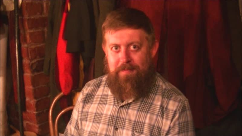 актер Евгений Сиротин