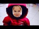 Космос рядом с домом Влог с Космодрайва от юного блогера Кати