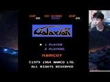 Играем в Galaxian - Dendy, NES (Retro 8-bit)