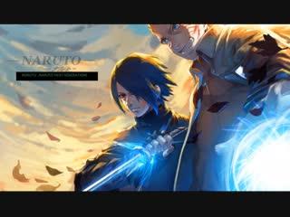 Naruto Boruto Next Generations OST Naruto Sasuke Boruto Kawaki Ikkitousen Dragon Destiny Bukimi Na Kinchou No Naka De Theneme