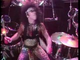 KISS - Black Diamond - Animalize Tour - 1984 (Eric Carr On Vocals)