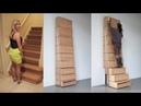 25 Mind Blowing Hidden Rooms and Secret Furniture