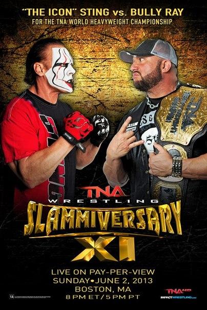 TNA Slammiversary XI (Full Show)