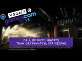 GamesCom 2013: Call of Duty: Ghosts - Новый геймплей мультиплеера