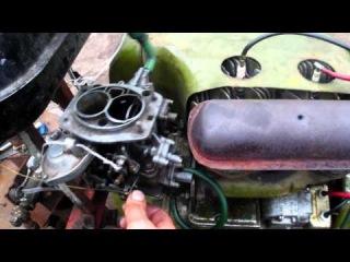 Двигатель УД-2 переделка-супер!!!