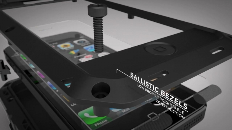 Купить в Мурманске LUNATIK TAKTIK Extreme iPhone - 1200р