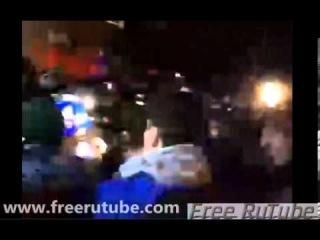 Беркут показывает народу свои рожи 11 января 2014 года Евромайдан Трансляция