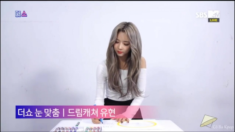 181009: The Show Contact - Dreamcatcher (Yoohyeon) WJSN (Luda)