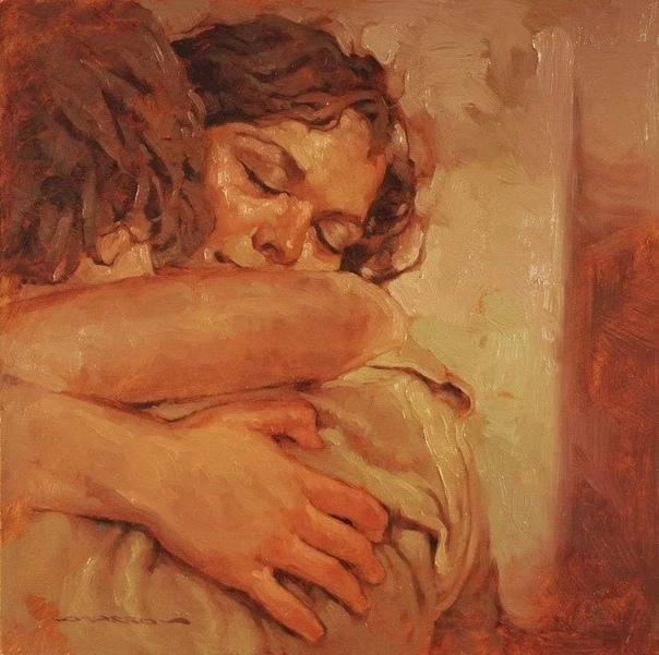 Талантливый американский художник Джозеф Лорассо родился в 1966 году в Чикаго в семье выходцев из Италии В детстве родители познакомили его с произведениями итальянских мастеров, тем самым,