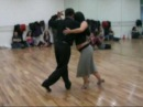 Dancing Tango El Adios - Oscar Mandagaran Georgina Vargas
