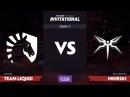 Гранд-финал, Team Liquid против Mineski, Первая карта, SL i-League Invitational S3