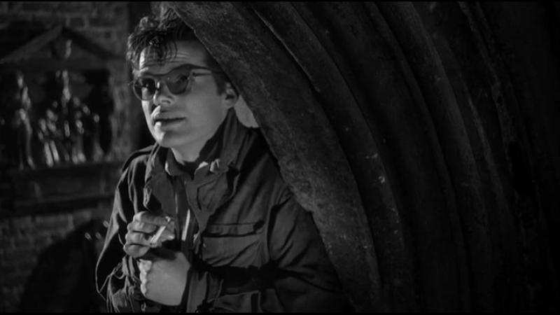 Пепел и алмаз (1958)
