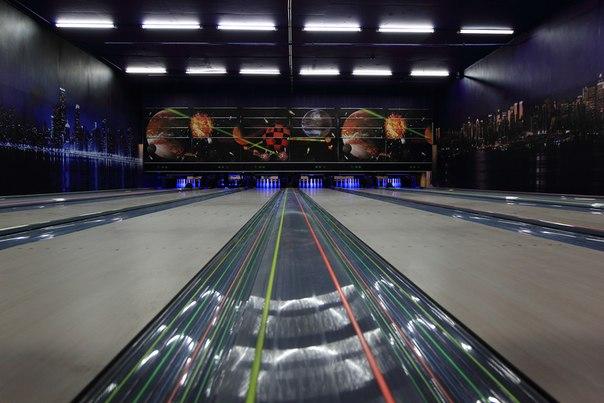 Где поиграть в боулинг в Москве?