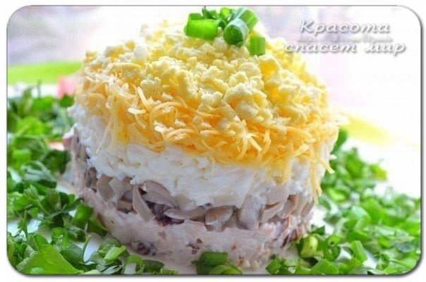 🎄 ТОР- 5 Обалденных и вкусных салатов