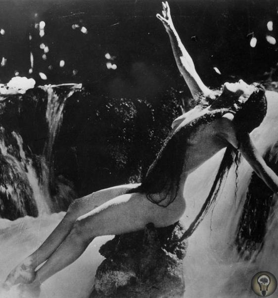 Аннетт Келлерманн: первая обнаженная актриса Голливуда и пловчиха хоть куда.
