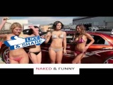 Flashing Boobs and Lowrider Dance With Hot Girls-Naked and Funny