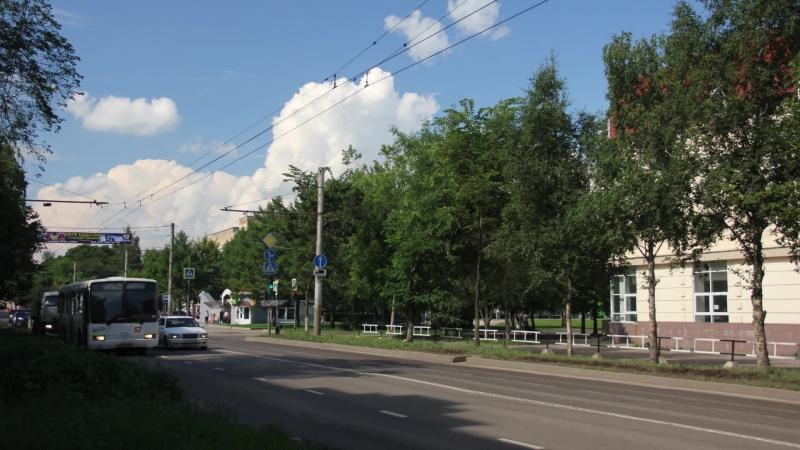 Летний день в Вологде