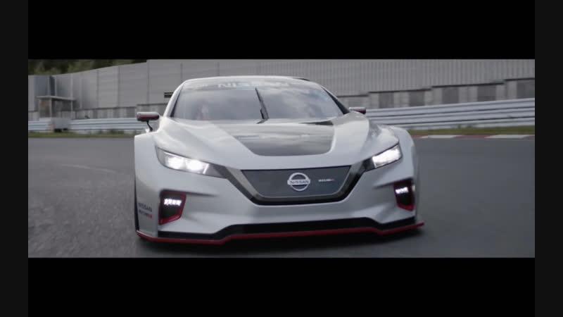 Новый Nissan LEAF NISMO RC