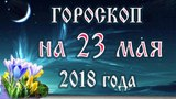 Прогноз на сегодня. Гороскоп на 23 мая 2018 года все знаки зодиака