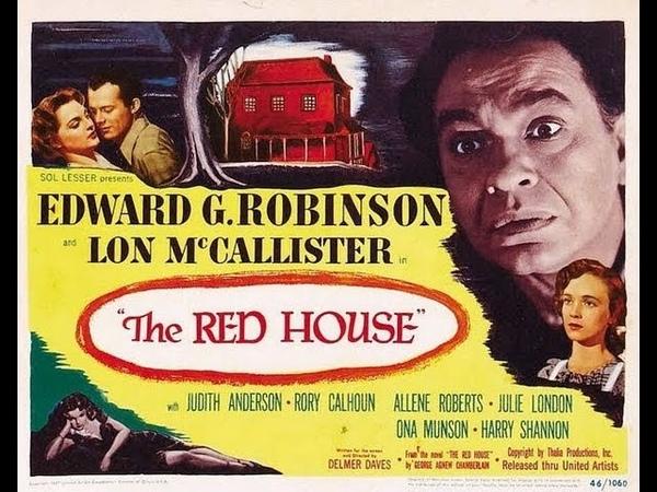 LA CASA ROJA (THE RED HOUSE, 1947, Full movie, Spanish, Cinetel)