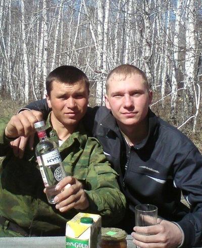 Виталий Самаркин, 18 августа 1990, Курган, id201904489