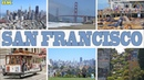 SAN FRANCISCO - CALIFORNIA 2018 8K