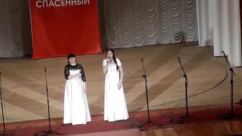 Дуэт Дуброва Горбунова песня Дети войны