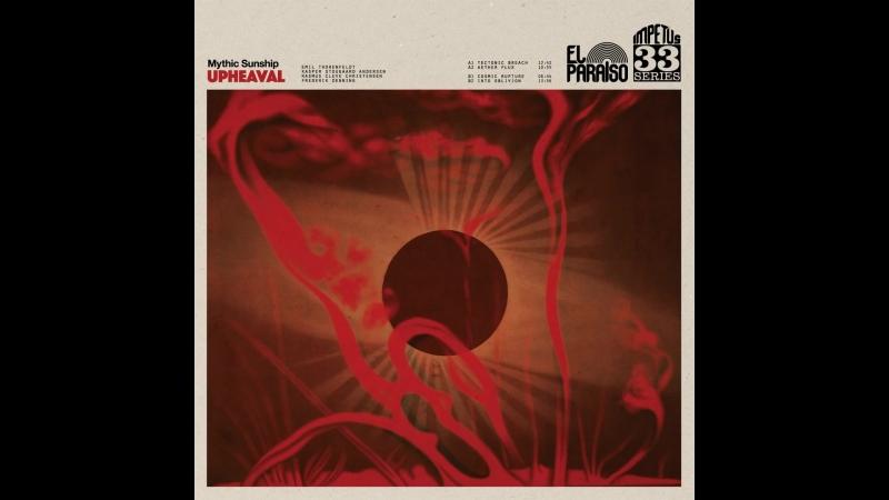 Mythic Sunship - Upheaval (2018) (New Full Album)