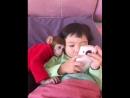 Обезьяны залипают в телефоне