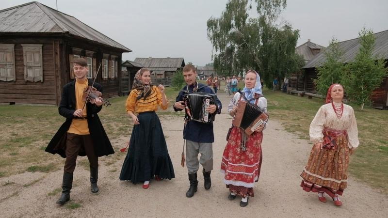 Номинанты МИРА Сибири в этнографическом музее Шушенского