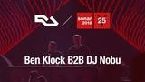 RA Live Ben Klock and DJ Nobu at S