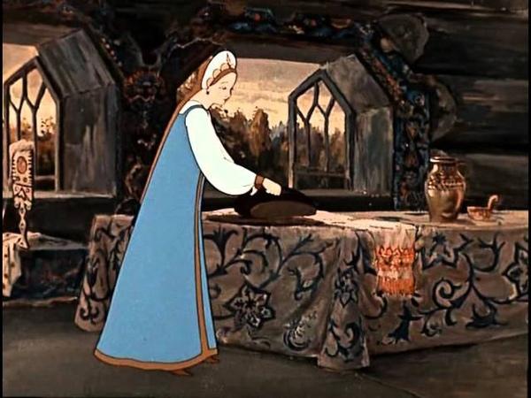 Сказка о мертвой царевне Сказки Пушкина