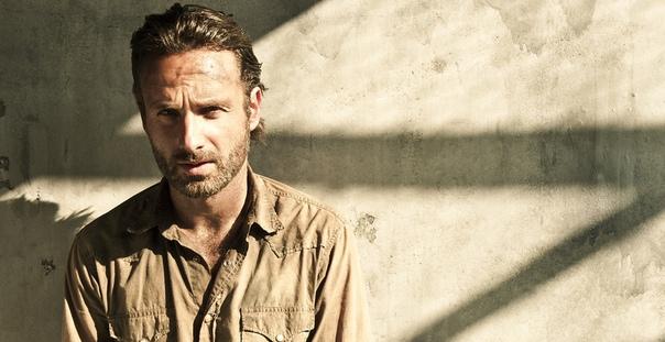 Не прощаемся: Эндрю Линкольн вернется к роли Рика Граймса в спин-оффе «Ходячих мертвецов»