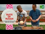 Is this a yolk Ostrich omelettes &amp peculiar pastries - Taste of Russia Ep. 16