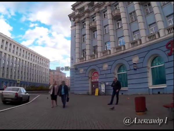 2018 08 15 Комсомольская Ленинский Севастопольская