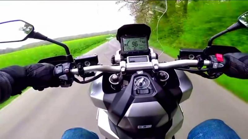 TurboDiesel Test | NEW Honda X-ADV 2018