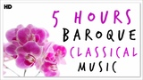 5 Hours With The Best Baroque Classical Music Ever Bach Vivaldi Telemann Handel Purcell